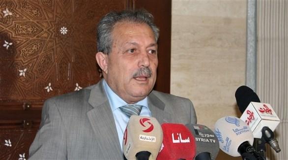رئيس الحكومة السورية حسين عرنوس (أرشيف)