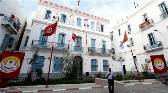 مقر اتحاد الشغل التونسي (أرشيف)