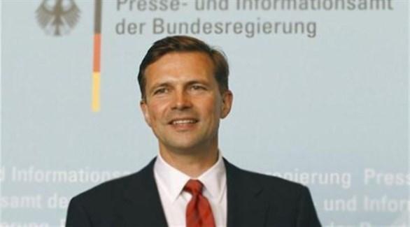 المتحدث باسم الحكومة الألمانية شتيفن زايبرت (أرشيف)