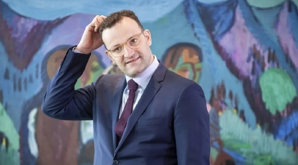 وزير الصحة الألماني ينس شبان (أرشيف)