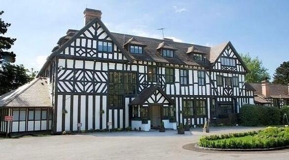 فندق مانور التاريخي في بريطانيا (ميرور)