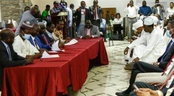 اتفاق جوبا للسلام (أرشيف)