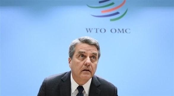 رئيس منظمة التجارة العالمية روبرتو أزيفيدو (أرشيف)