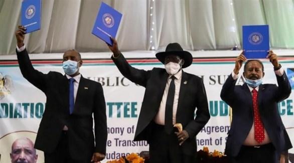 اتفاق جوبا للسلام في السودان (أرشيف)