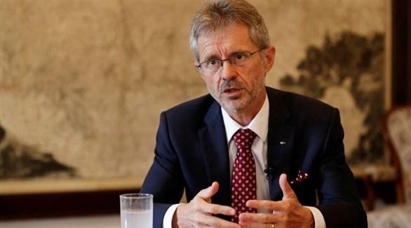 ميلوس فيسترسيل رئيس مجلس الشيوخ التشيكي (رويترز)
