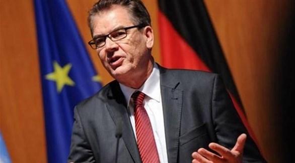 وزير التنمية الألماني جيرد مولر (أرشيف)
