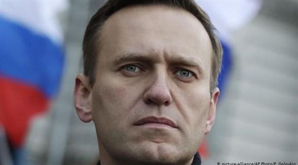 زعيم المعارضة الروسي أليكسي نافالني (أرشيف)