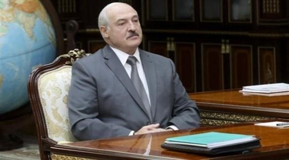 الرئيس البيلاروسي ألكسندر لوكاشنكو (أرشيف)
