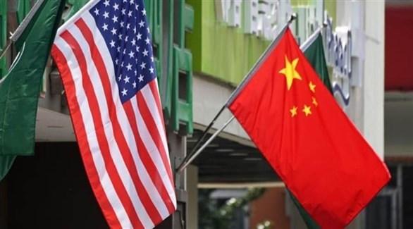 الصين وأمريكا (أرشيف)