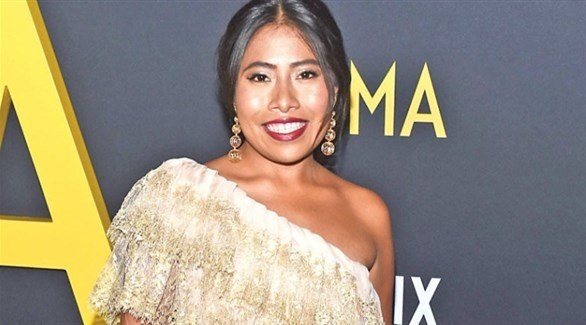 الممثلة المكسيكية ياليتزا أباريسيو