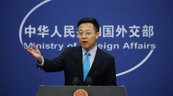 المتحدث باسم الخارجية الصينية جاو ليجيان (أرشيف)