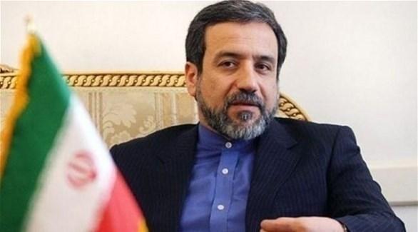 نائب وزير الخارجية الإيراني عباس عراقجي (أرشيف)