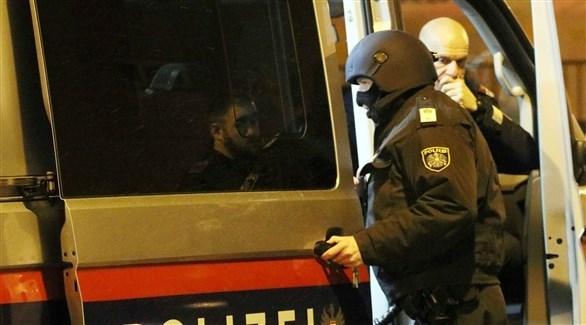 عناصر من الشرطة النمساوية (أرشيف)