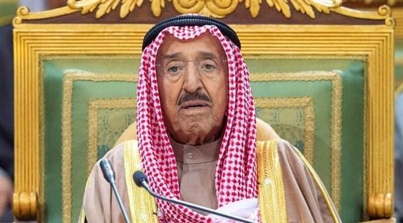 أمير الكويت الشيخ صباح الأحمد الجابر الصباح (أرشيف)