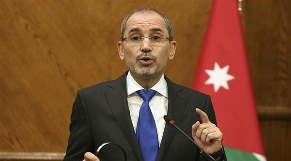 وزير الخارجية الأردني أيمن الصفدي (أرشيف)
