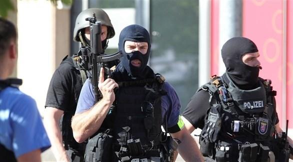عناصر مكافحة الإرهاب في ألمانيا (أرشيف)