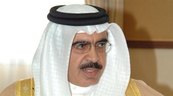 وزير الداخلية البحريني الشيخراشد بن عبدالله آل خليفة (أرشيف)