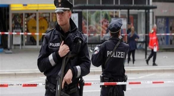 عناصر الشرطة الألمانية (أرشيف)