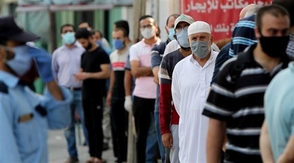 مواطنون في فلسطين (أرشيف)