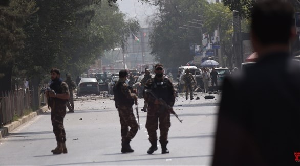 عناصر امنية في أفغانستان (أرشيف)