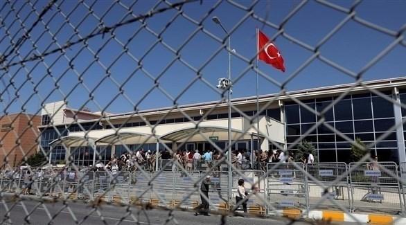 أمام أحد السجون في تركيا (أرشيف)