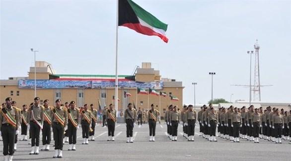 الجيش الكويتي (أرشيف)
