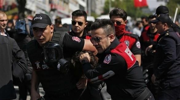 الشرطة التركية تعتقل مواطنين بحجة الانقلاب والانتماء لحركة الخدمة ( أرشيف)
