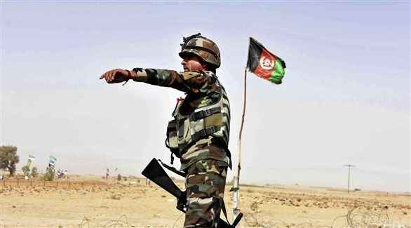 عناصر من القوات الأمنية في أفغانستان (أرشيف)
