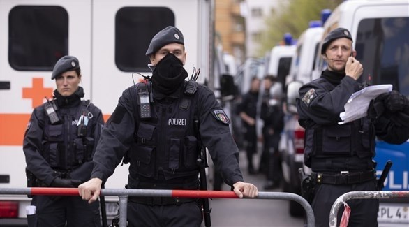 عناصر أمنية في ألمانيا (أرشيف)