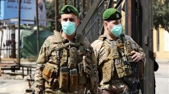 عنصران من الجيش اللبناني (أرشيف)