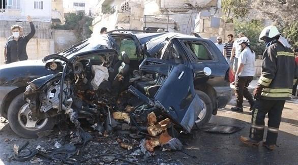 غارة للتحالف الدولي في ادلب تقتل