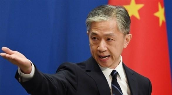 المتحدث باسم الخارجية الصينية وانغ وين بين (أرشيف)