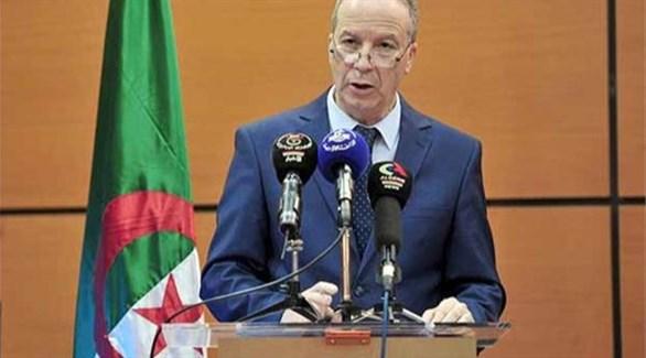 المتحدث باسم اللجنة الجزائرية لرصد ومتابعة كورونا جمال فورارر (أرشيف)