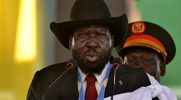رئيس جنوب السودان سلفا كير (أرشيف)