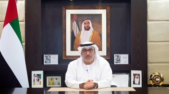 وزير الصحة ووقاية المجتمع في دولة الإمارات عبدالرحمن بن محمد العويس (وام)