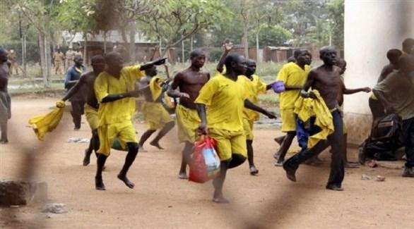 أسرى في السجون الأوغندية (أرشيف)