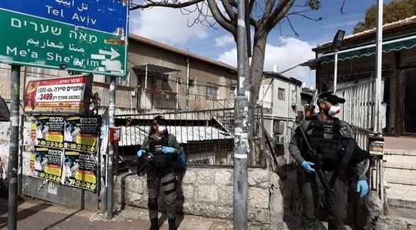 قوات الأمن الإسرائيلية (أرشيف)