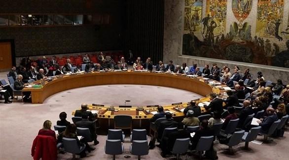 مجلس الأمن الدولي (أرشيف)