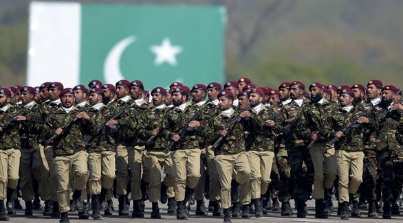 جنود من الجيش الباكستاني (أرشيف)