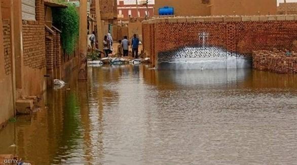 فيضانات السودان (أرشيف)