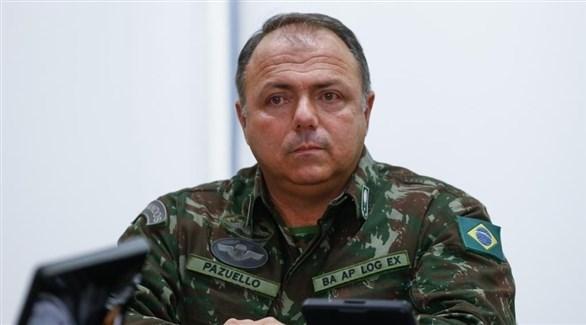وزير الصحة البرازيلي الجديد إدواردو بازويلو (أرشيف)