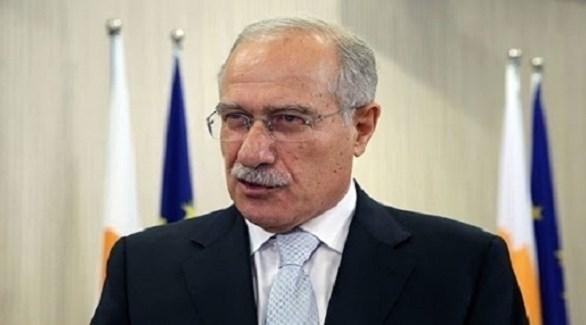 المتحدث باسم الحكومة القبرصية كيرياكوس كوشوس (أرشيف)