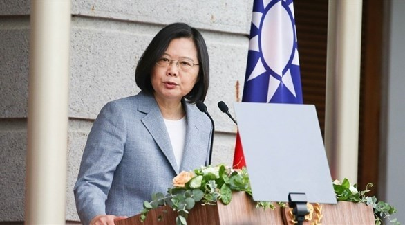 رئيسة تايوان (أرشيف)