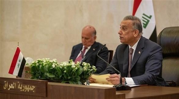 رئيس الحكومة العراقية مصطفى الكاظمي (اي بي ايه)
