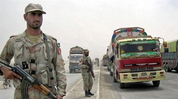 جنود من القوات الباكستانية (أرشيف)