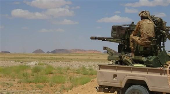 قوات الجيش اليمني (أرشيف)