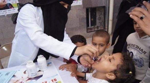 شلل الأطفال في اليمن (أرشيف)