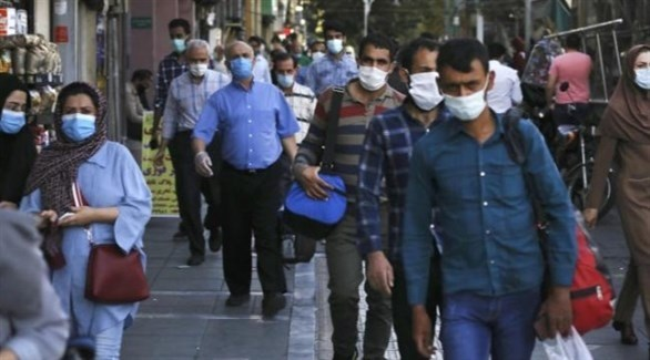 مواطنون في إيران (أرشيف)