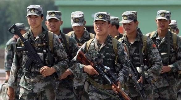 قوات الجيش التايواني (أرشيف)