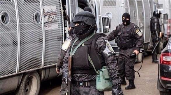 عناصر من قوات خاصة مصرية (أرشيف)